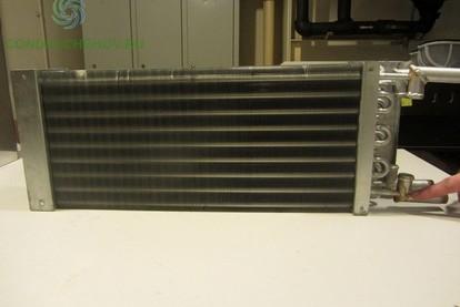 Ремонт теплообменников систем вентиляции цена Кожухотрубный испаритель WTK DBE 165 Северск